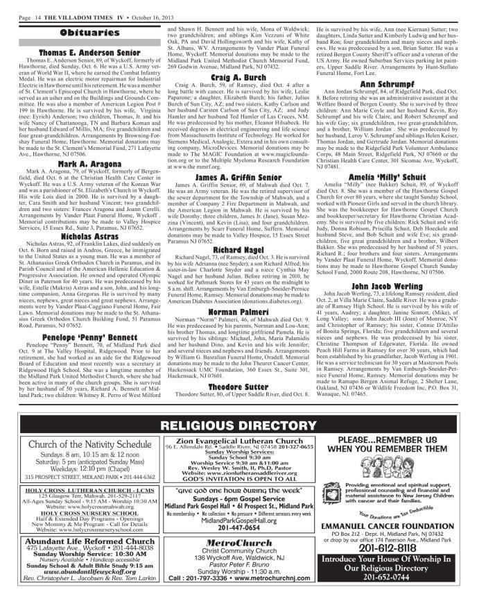 e3c6fc56df76 Villadom Times Weekly Newspaper Online - October 16